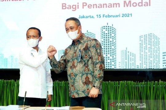 BKPM - BNI kerja sama fasilitasi investasi ke dalam dan luar negeri