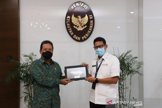 Trenggono-Sandiaga sepakat kembangkan wisata bahari Indonesia