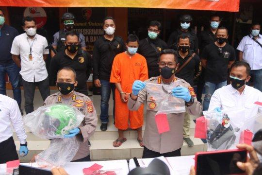 Polisi tangkap residivis yang bunuh seorang perempuan di Bali