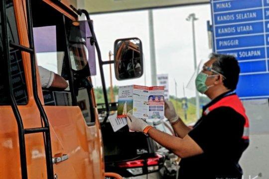 Hutama Karya kampanyekan Selamat Sampai Tujuan di Tol Pekanbaru-Dumai