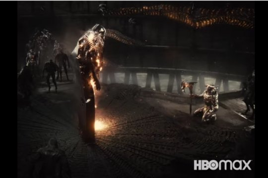 "Alasan ""Justice League: Snyder's Cut"" tayang berasio 4:3"