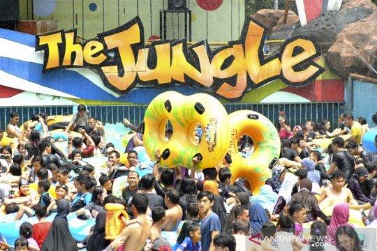 The Jungle didenda Rp10 juta karena langgar protokol kesehatan