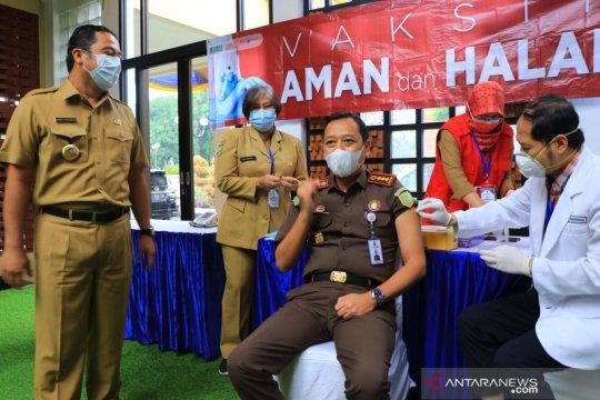 Pemkot Tangerang siapkan 110.000 dosis vaksinasi ASN hingga pedagang