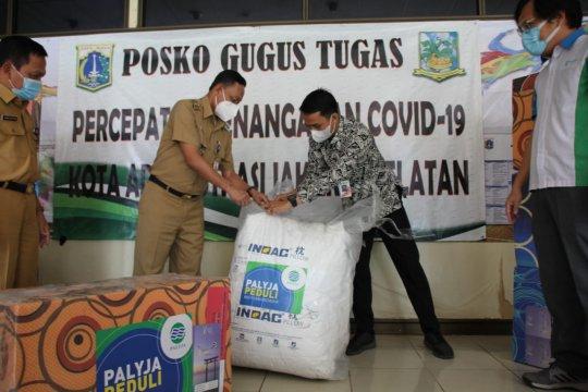 Wali Kota Jaksel ajak swasta kolaborasi tanggulangi pandemi