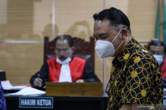 Sidang dakwaan mantan Dirut Garuda Indonesia Ari Askhara