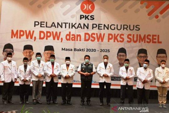 Presiden PKS dukung Gubernur Sumsel mewujudkan pelabuhan samudra