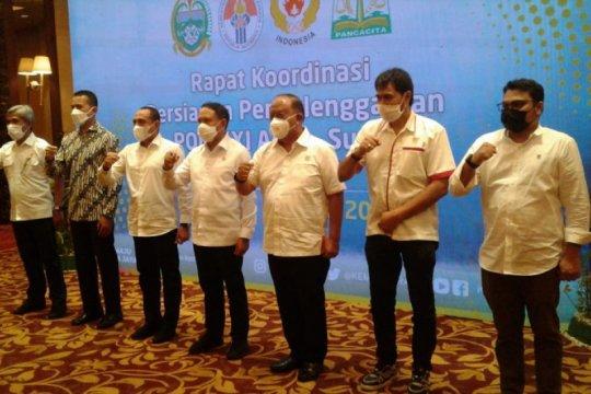 Menpora nilai Sumut-Aceh siap sebagai tuan rumah PON 2024