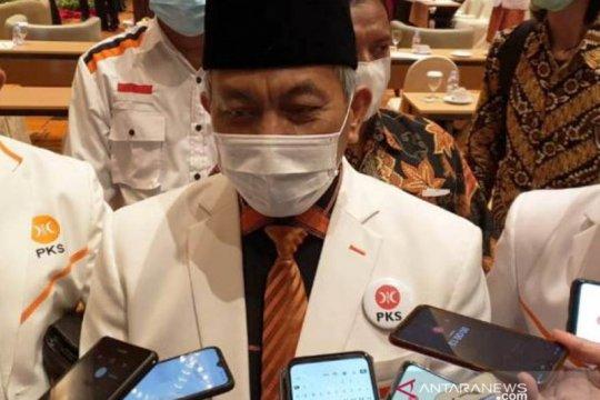 Presiden PKS inginkan revisi UU Pemilu