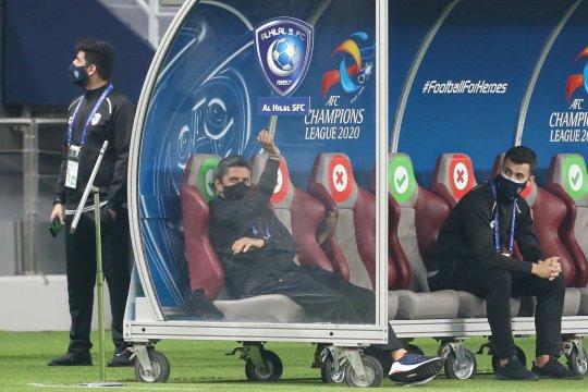 Al Hilal depak pelatih Razvan Lucescu