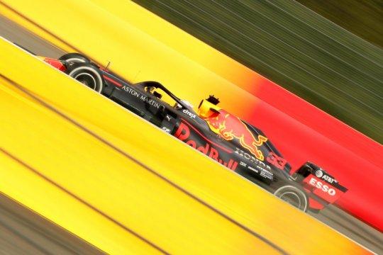 Red Bull sepakat gunakan mesin Honda sampai 2024