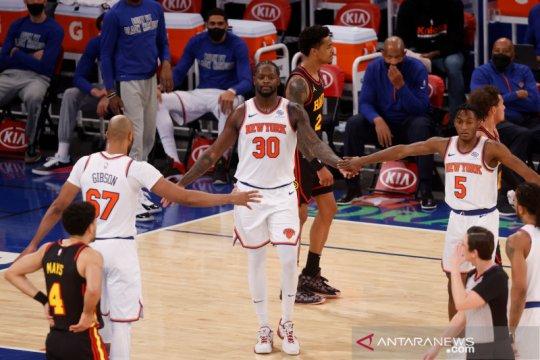 Julius Randle cetak 44 poin saat Knicks hempaskan Hawks