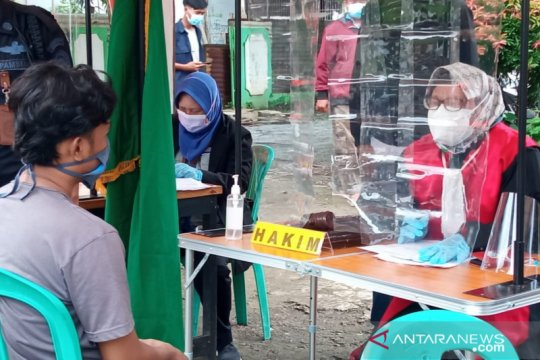 Denda pelanggar prokes Kota Bekasi capai Rp23 juta