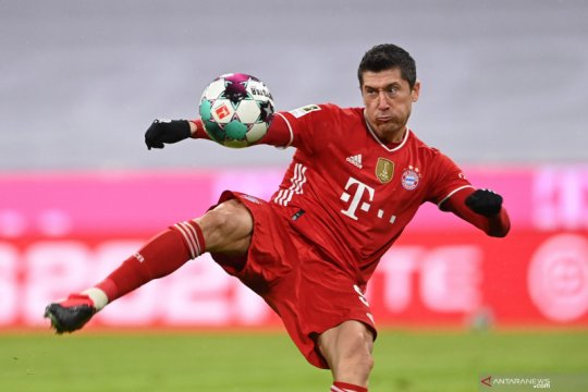 Liga Jerman: Arminia Bielefeld tahan Bayern 3-3