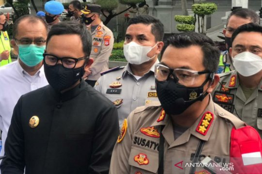 Kebijakan ganjil-genap di Kota Bogor pekan depan lebih singkat