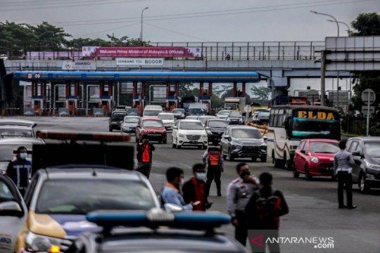 Pemkot Bogor putuskan perpanjang kebijakan ganjil-genap