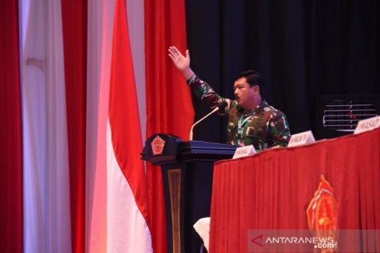 Panglima TNI sebut kekuatan media sosial dapat picu kerusuhan
