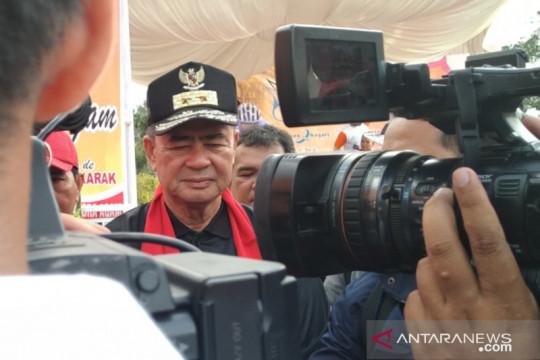 Nasrul telepon Mahyeldi setelah gugatan ditolak MK