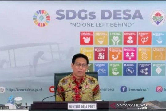 Mendes: Peningkatan kapasitas tokoh desa untuk percepat pembangunan