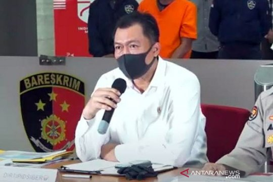 Polri siarkan talkshow edukasi warganet cegah penipuan transfer uang
