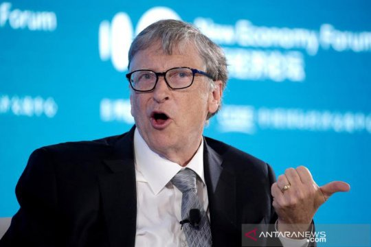 Bill Gates pilih pakai Android dibanding iPhone, apa alasannya?