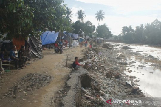 Hulu Sungai Tengah harus siapkan tanah untuk relokasi korban banjir