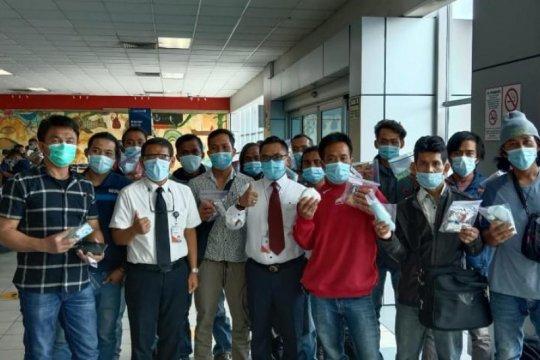 KBRI bantu pulangkan 13 ABK WNI dari Panama