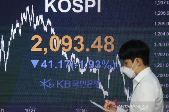 Saham Korea Selatan memperpanjang kenaikan beruntun menjadi 5 hari