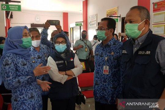 80 persen tenaga kesehatan Jawa Barat sudah divaksin