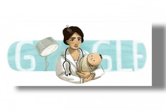 """LaNyalla bangga Marie Thomas jadi perbincangan pada """"Google Doodle"""""""