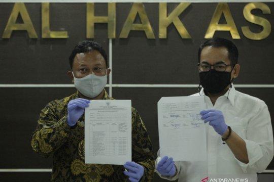 Komnas HAM: Polisi rinci jelaskan kematian terduga penembak Laskar FPI