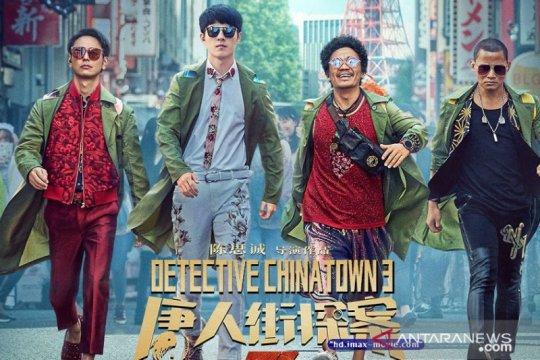 """Film """"box office"""" raih Rp21,7 triliun selama libur Imlek di China"""