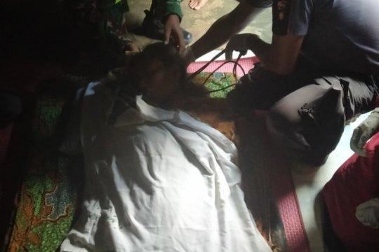 Seorang ibu rumah tangga ditemukan gantung diri di Aia Gadang Pasaman
