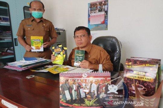 Sejumlah produk unggulan UMKM di Tapanuli Utara masih perlu perhatian