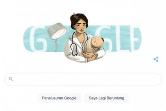 Google Doodle kenang Marie Thomas, dokter perempuan pertama Indonesia