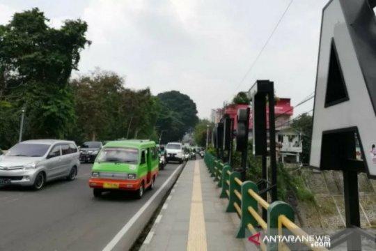 Pembangunan infrastruktur di Kota Bogor yang jadi prioritas pusat