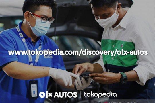 OLX Autos gandeng Tokopedia perluas ekosistem niaga mobil