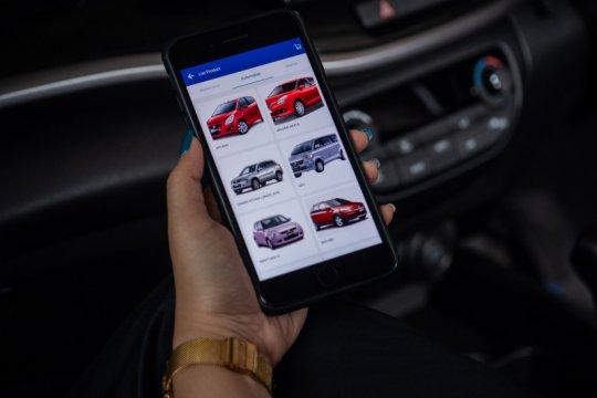 Transaksi digital My Suzuki naik 57 persen saat pandemi