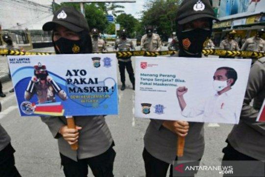 Jaga kamtibmas KASBI ajak penolakan UU Ciptaker buruh lewat dialog