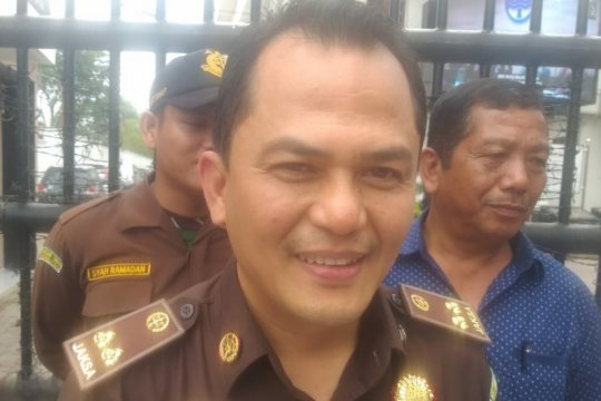Kejari tetapkan Sekda Samosir tersangka kasus korupsi dana COVID-19