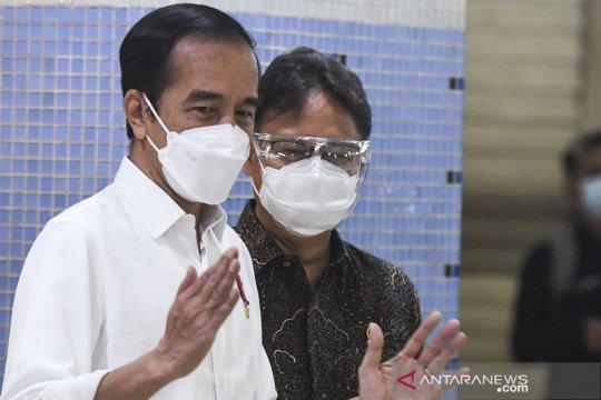 Menkes: 115 pasar di Jabodetabek akan jadi tempat vaksinasi