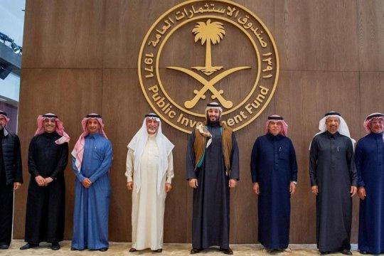 Saudi tingkatkan eksposur atas ekuitas AS jadi 12,8 miliar dolar