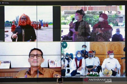 Menparekraf: Banyuwangi sukses kawinkan pariwisata-ekonomi kreatif