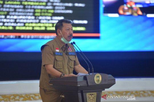 Riau minta bantuan helikopter dan TMC untuk cegah karhutla