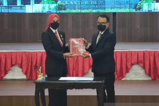 Kepala Disperta Jatim resmi jabat Plh Bupati Jember