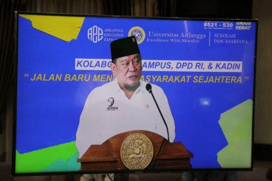 Ketua DPD tegaskan saatnya kampus ambil peran perbaikan sistem politik