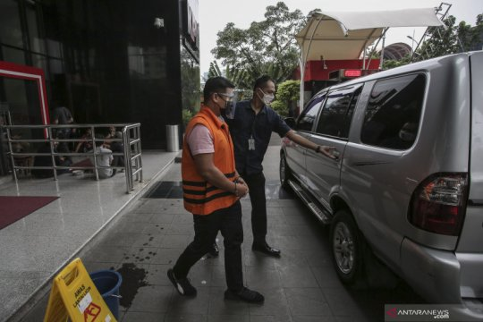 KPK telusuri aset-aset stafsus Edhy diduga dari suap ekspor benur