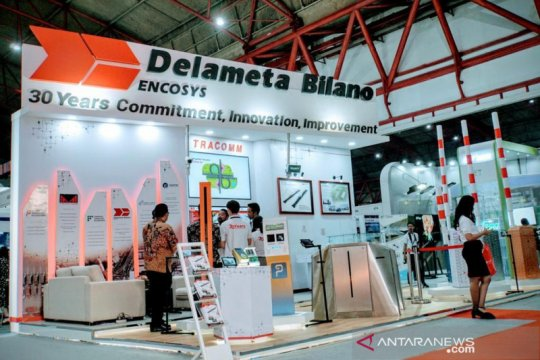 Delameta genjot ekspor produk teknologi transportasi Enco Hub