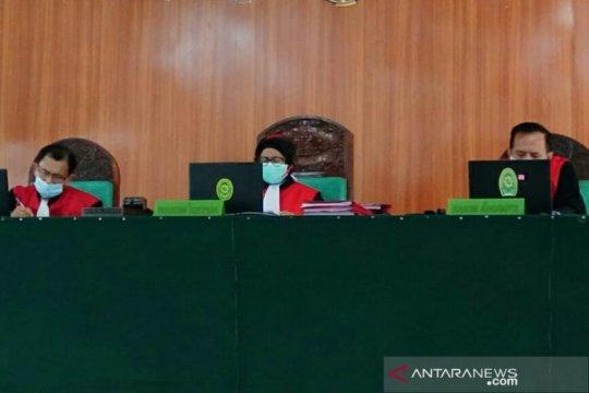 PN Palembang vonis mati bandar sabu-sabu