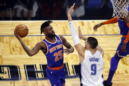 Terrence Ross cetak 30 poin untuk bawa Magic hempaskan Knicks