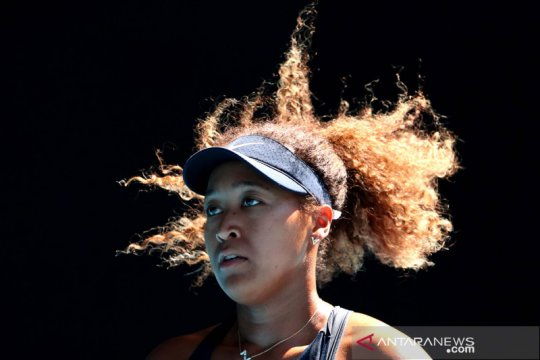 Naomi Osaka melaju ke final Australia Open usai kalahkan Serena Williams